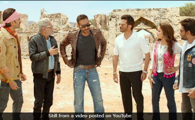 Total Dhamaal Trailer: Ajay Devgn, Anil Kapoor And Madhuri Dixit's Film Has Few Funny Moments
