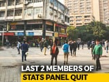Video : Ministry Reaches Out To Statistics Body Chief, Member Who Quit Over Data
