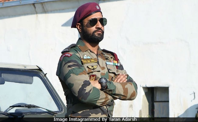 Uri: The Surgical Strike Box Office Report - Vicky Kaushal's Film Continues Its 'Winning Streak' At 168 Crore
