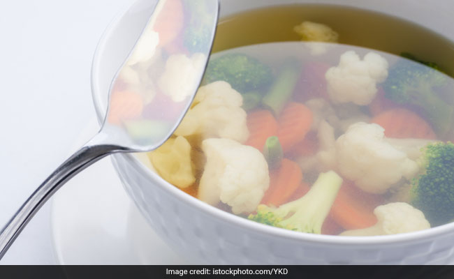 Weight Loss: This Mixed Vegetable Soup May Help Boost Metabolism