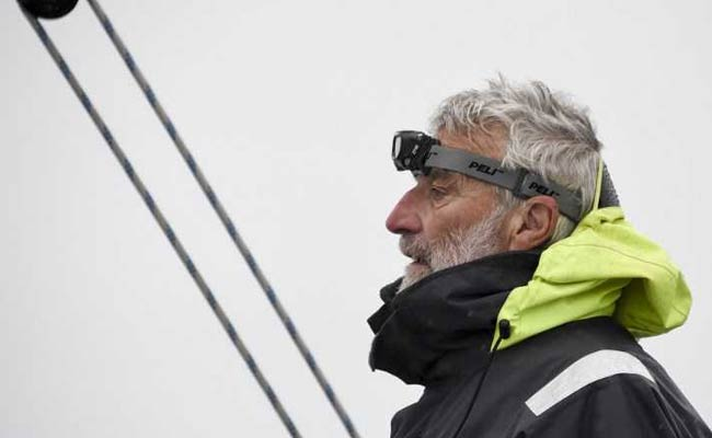 Frenchman, 73, Wins Round-The-World Race Without Modern Technology