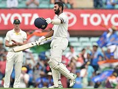 4th Test, Day 1: Cheteshwar Pujara