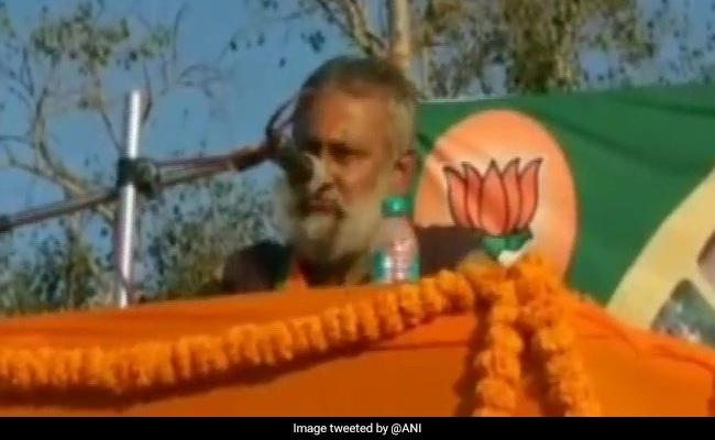 'Attack Police, Not Trinamool': Bengal BJP Leader's Bizarre Call