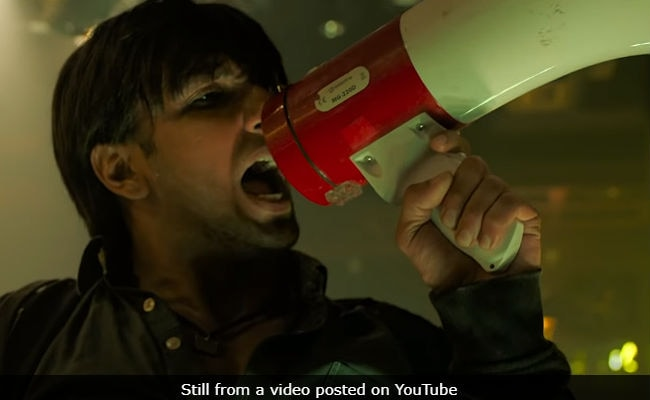 Apna Time Aayega From Ranveer Singh's Gully Boy Is The Best Way To Start The Week