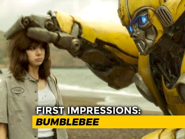 First Impressions Of Bumblebee