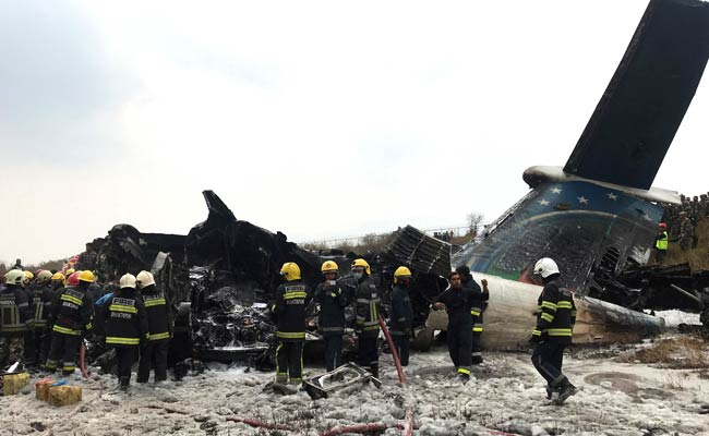 Pilot Had 'Emotional Breakdown' Before Nepal Plane Crash That Killed 51: Report