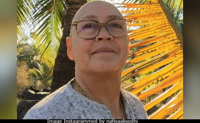 Nafisa Ali Shares Pic After Chemotherapy, Writes 'Now, The Battle Begins'