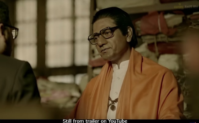 Thackeray Actor Nawazuddin Siddiqui Says No Room For 'Protagonist With Grey Shades'