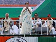 Mamata Banerjee's Mega Rally A Hit As Anti-BJP Parties Unite In Kolkata