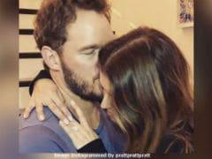 Chris Pratt And Katherine Schwarzenegger Got engaged!