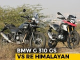 Video : BMW G 310 GS vs Royal Enfield Himalayan ABS