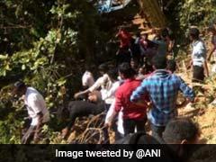 8 Killed, 35 Injured In Odisha After Mini-Truck Falls Into Gorge