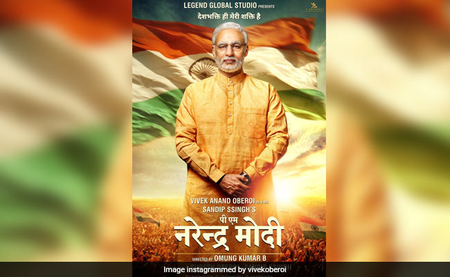This Is How Vivek Oberoi Looks As PM Narendra Modi In His Biopic