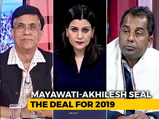 Video : Akhilesh Yadav-Mayawati Alliance: Will It Be A Game-Changer?