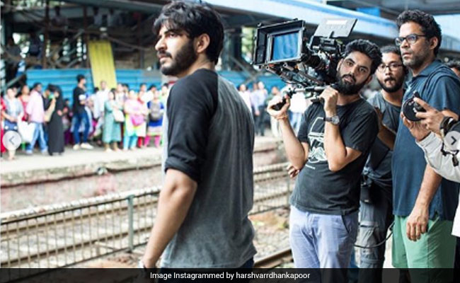 Harshvardhan Kapoor Shares Throwback Pics From The Sets Of This Film