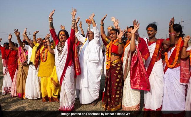 Kinnar Akhara, Group Of Transgender Saints, To Build Ashram In Prayagraj
