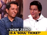 Video: Hope <i>Zero</i> Is A 'Soul' Ticket, Not 'Sold' Ticket: Shah Rukh Khan