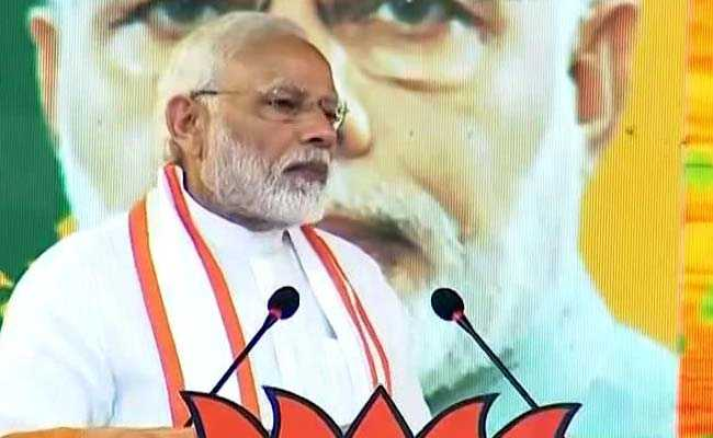 PM Modi Inaugurates 13-Km Long, Two-Lane Kollam Bypass In Kerala