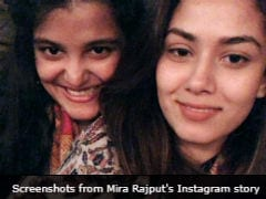Mira Rajput Shares Pics From Lohri Celebrations With Misha, Sanah (Shahid Kapoor MIA)