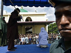 Teens Publicly Whipped In Indonesia For Cuddling