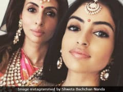 Shweta Bachchan Nanda: Unless Navya Naveli's Completely Driven, She Has No Business Being In Films