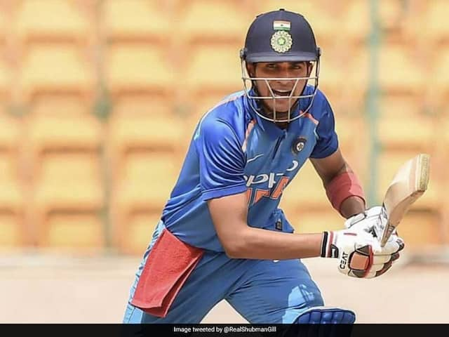 Shubman Gill Smashes Record With Double Ton, India A Close In On Win Against West Indies A
