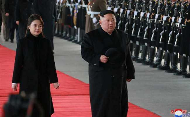 Kim Jong Un In China Amid Talks Of Second Summit With Trump