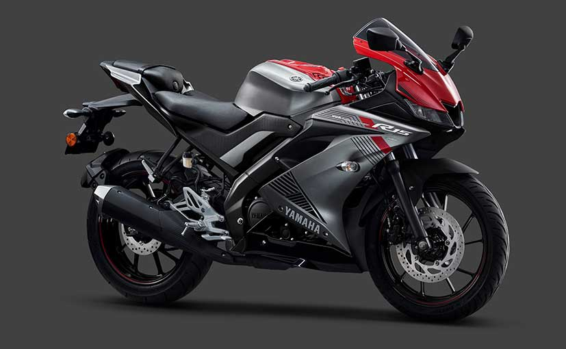 2019 Yamaha Yzf R15 V3 0 Abs Launched In India Priced At Rs 1 39