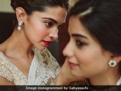'Looks Like Deepika Padukone's Photoshoot': The Internet On Viral Pics From Her Friend's Wedding