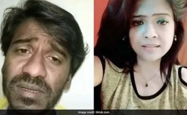 नकली अजय देवगन और काजोल ने मचाया धमाल, ऐसे किया प्यार का इजहार, देखें VIDEO