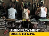 Video : Report That Said Unemployment At 45-Year High Not Verified: NITI Aayog