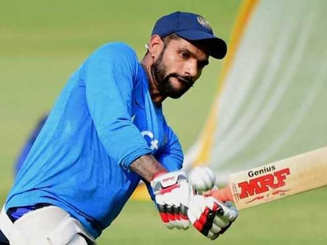 Shikhar Dhawan Gears Up For ODI Series, Posts Inspirational Message. Watch