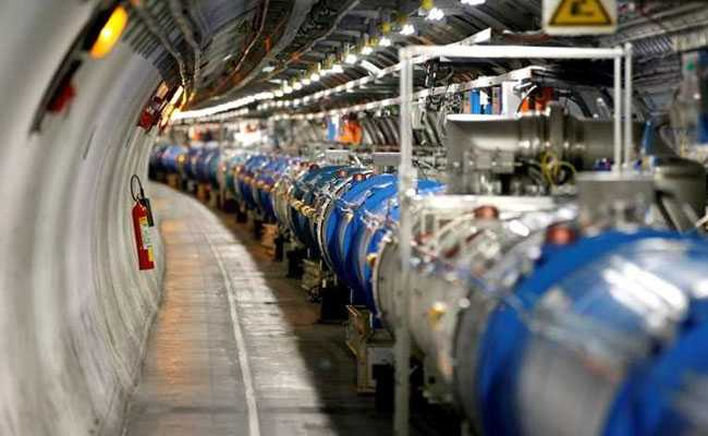 100-Kilometre Mega Tube Under Geneva Enters Race To Succeed CERN Collider