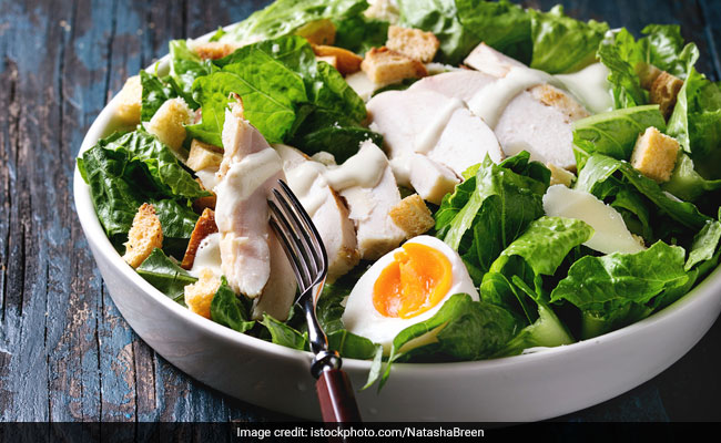 Weight Loss: Try This Three-Ingredient Salad To Lose Weight Naturally