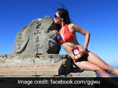 """Bikini Climber"", Famous For Selfies On Peaks, Dies After Ravine Fall"