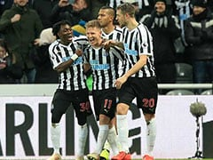 Premier League: Manchester City's Title Bid Rocked By Newcastle, Manchester United Stage Late Escape