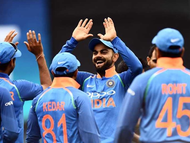 India Vs New Zealand, 1st ODI: India Beat New Zealand By 8 Wickets