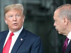 """Don't Be A Fool"": Trump Writes To Turkey's President On Syria Offensive"