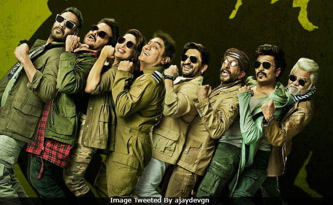 Trending: First Poster Of Total Dhamaal, Starring Ajay Devgn, Anil Kapoor, Madhuri Dixit And Others