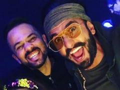 At <I>Simmba</i>'s Success Bash, Ranveer Singh Stole The Show With Jumma Chumma Gig