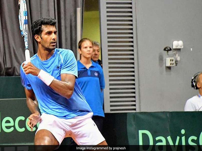 Davis Cup: India staring at elimination after Italy take 2-0 lead