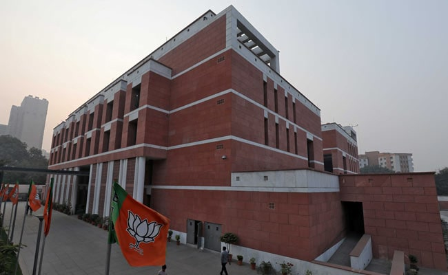 Delhi BJP To Enroll Teenagers Under 18 Years Of Age As 'Primary Members'