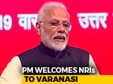 "Video : Country's ""Brand Ambassadors,"" PM Modi Tells Overseas Indians In Varanasi"