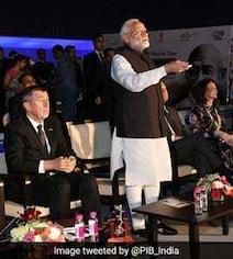 Watch: PM Inaugurates 3D Show On Mahatma Gandhi Life Journey In Gujarat