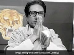 <i>Thackeray</i> Preview: The Life And Times Of Bal Thackeray, As Portrayed By Nawazuddin Siddiqui