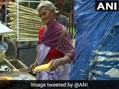 75 साल की अम्मा ने भुट्टा भूनने के लिए लगाया ऐसा जुगाड़, हर जगह हो रही चर्चा, देखें VIDEO
