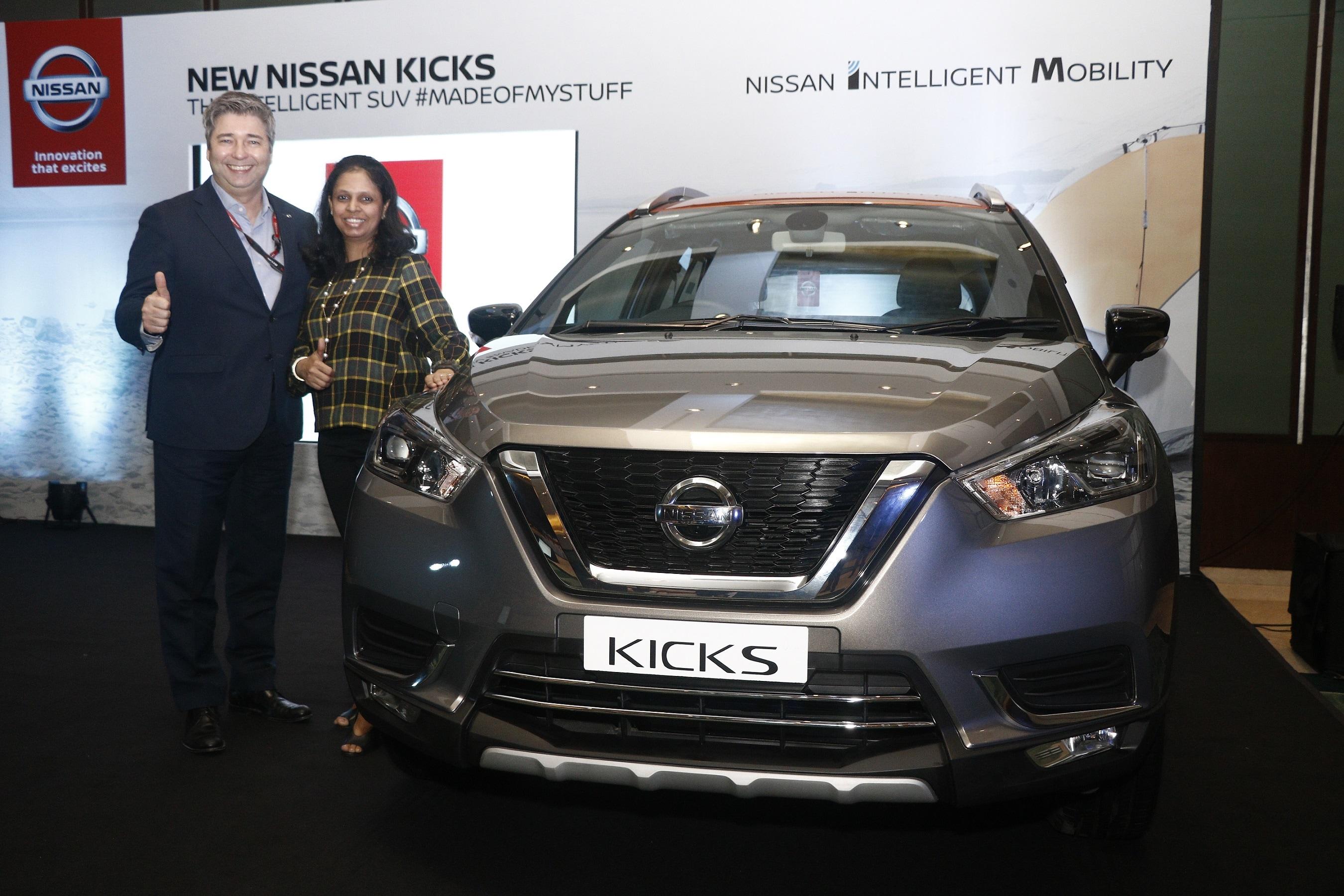 2019 Nissan Kicks এর দাম শুরু হচ্ছে 9.55 লক্ষ টাকা থেকে