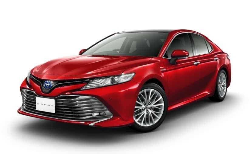2019 Toyota Camry Hybrid Key Features Explained In Detail