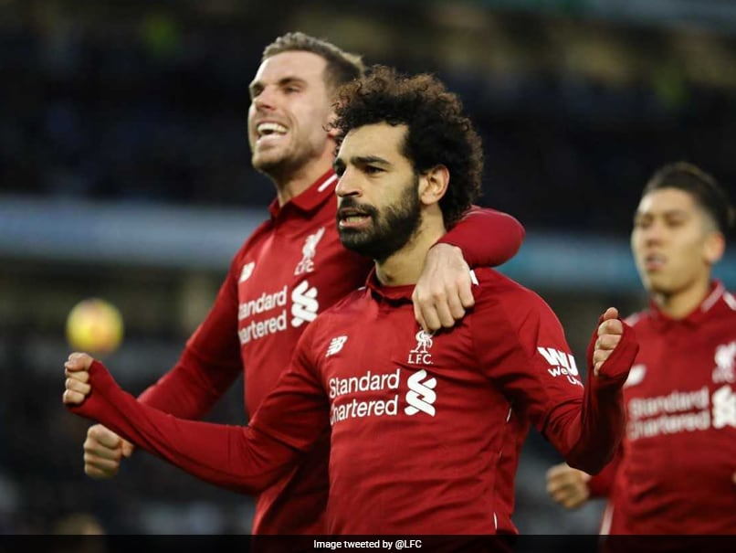 Premier League: Mohamed Salah Extends Liverpool Lead As Arsenal Suffer Hammers Blow