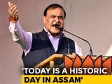 "Video : ""Even In Gandhi's Time, India Sided With Hindus,"" Says Assam BJP Leader"